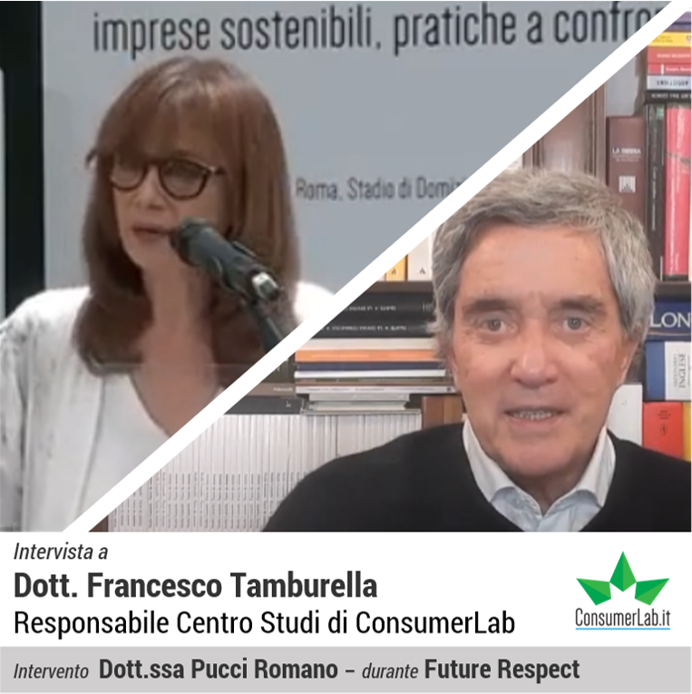 Intervista al Responsabile Centro Studi di ConsumerLab il Dott. Tamburella