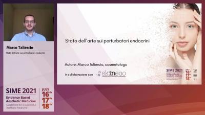 Stato dell'arte sui perturbatori endocrinici - dott. Marco Talercio